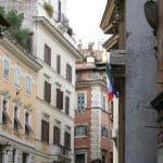 Gatelangs i Roma
