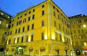 Hotell i Roma 3