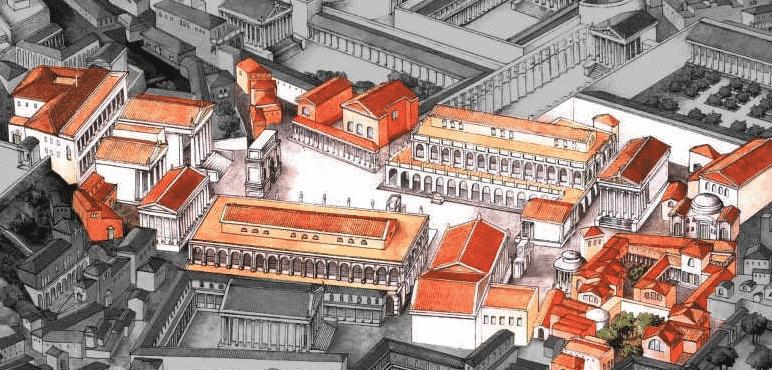 Forum Romanum 3