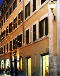 Hotell i Roma 9