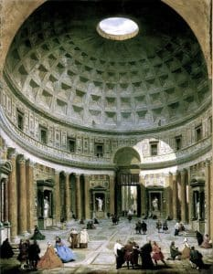 Pantheon - Alle guders tempel 4