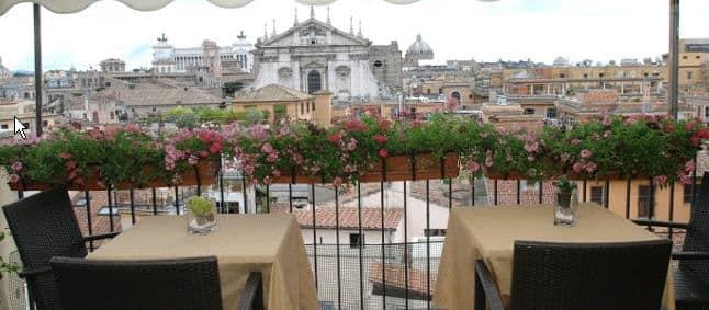 Hotell i Roma 1