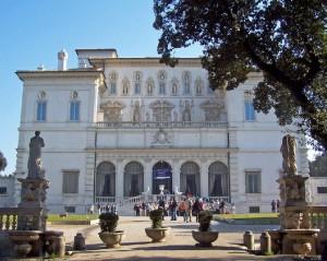 En tur til Galleria Borghese 1