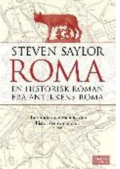 Historisk roman om det antikke Roma 1