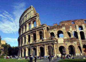 Fra flyplassen til Roma sentrum 2