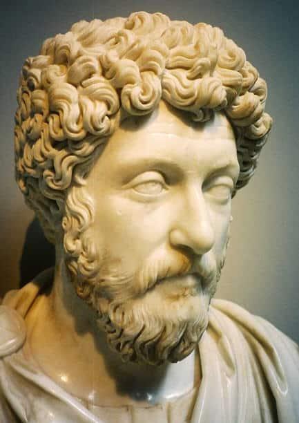 Uvanlig Marcus Aurelius   Romareiser.no TG-07