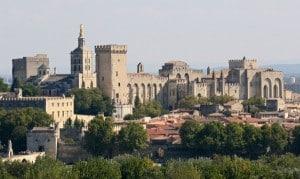 Paven i Avignon 1