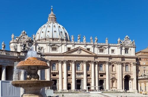 billetter til peterskirken i rom