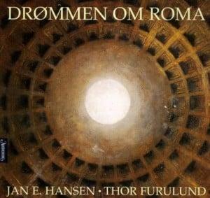 Med Jan E. Hansen i Roma 2