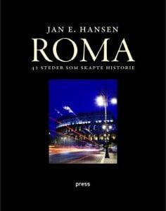 Med Jan E. Hansen i Roma 3