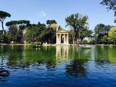 Ta en romantisk rotur i Roma! 1