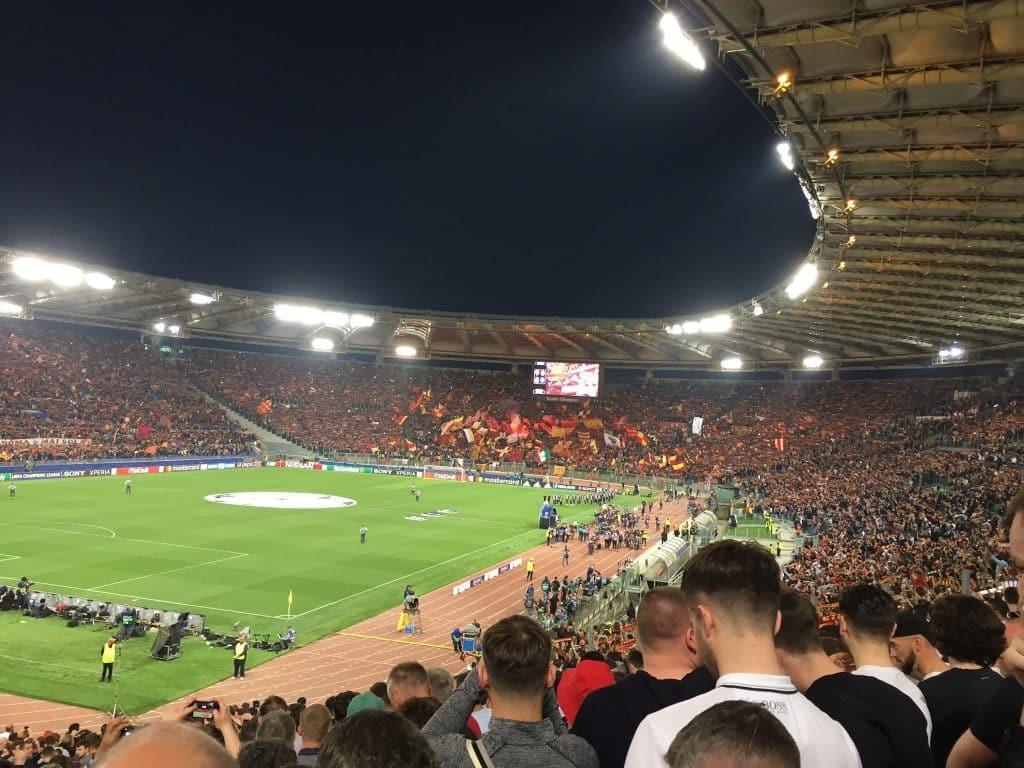 Fotball i Roma 1