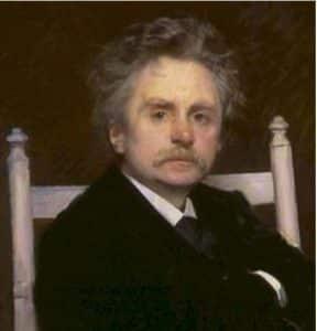 Edvard Grieg 1