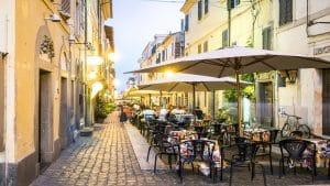 Reisearrangører til Roma 8