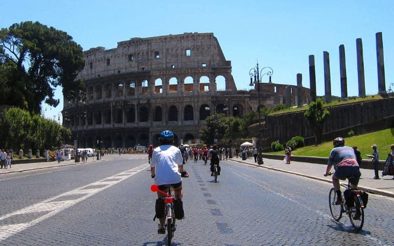 Reisearrangører til Roma 2