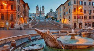 Reisearrangører til Roma 5
