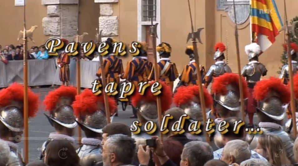 Reisebrev fra Roma 5