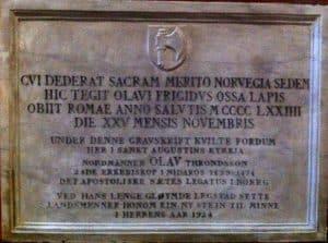 Roma - kristningen i nord 4