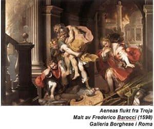 Aeneas - den første Romer 2