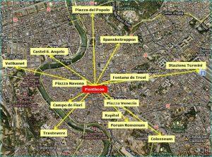 Vandringer i Roma 1