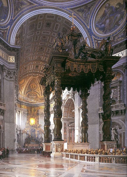 Petersplassen og Peterskirken 4
