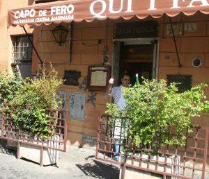 Pittoreske Trastevere og verdens første Mariakirke 3
