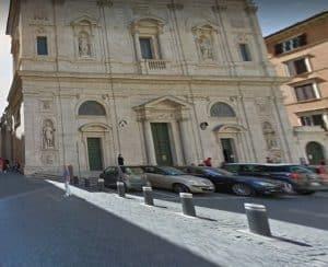 Chiesa Di San Luigi dei Francesi og Caravaggio 1