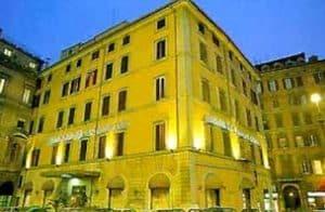 Hotell i Roma 4