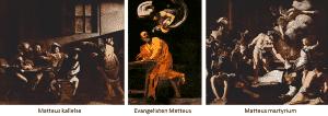 Chiesa Di San Luigi dei Francesi og Caravaggio 2