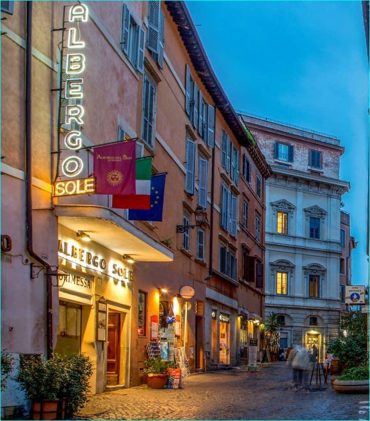 Hotell i Roma 2