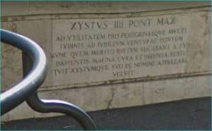Ponte Sisto og Piazza Trilussa 2