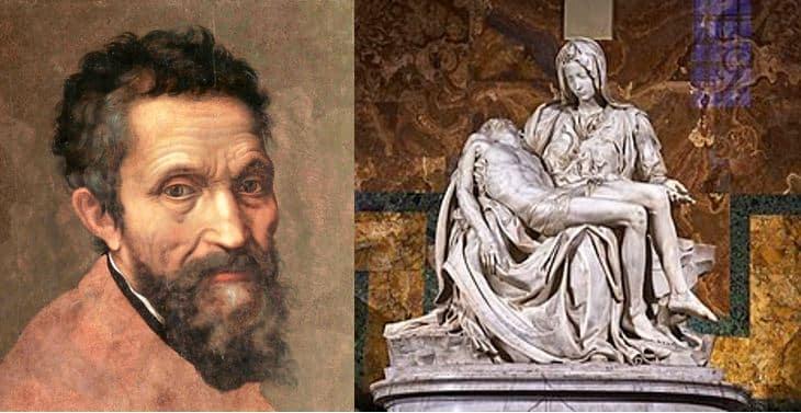 Michelangelos Pietà – en hammer for mye 1