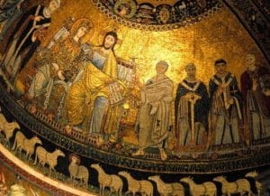 Pittoreske Trastevere og verdens første Mariakirke 2