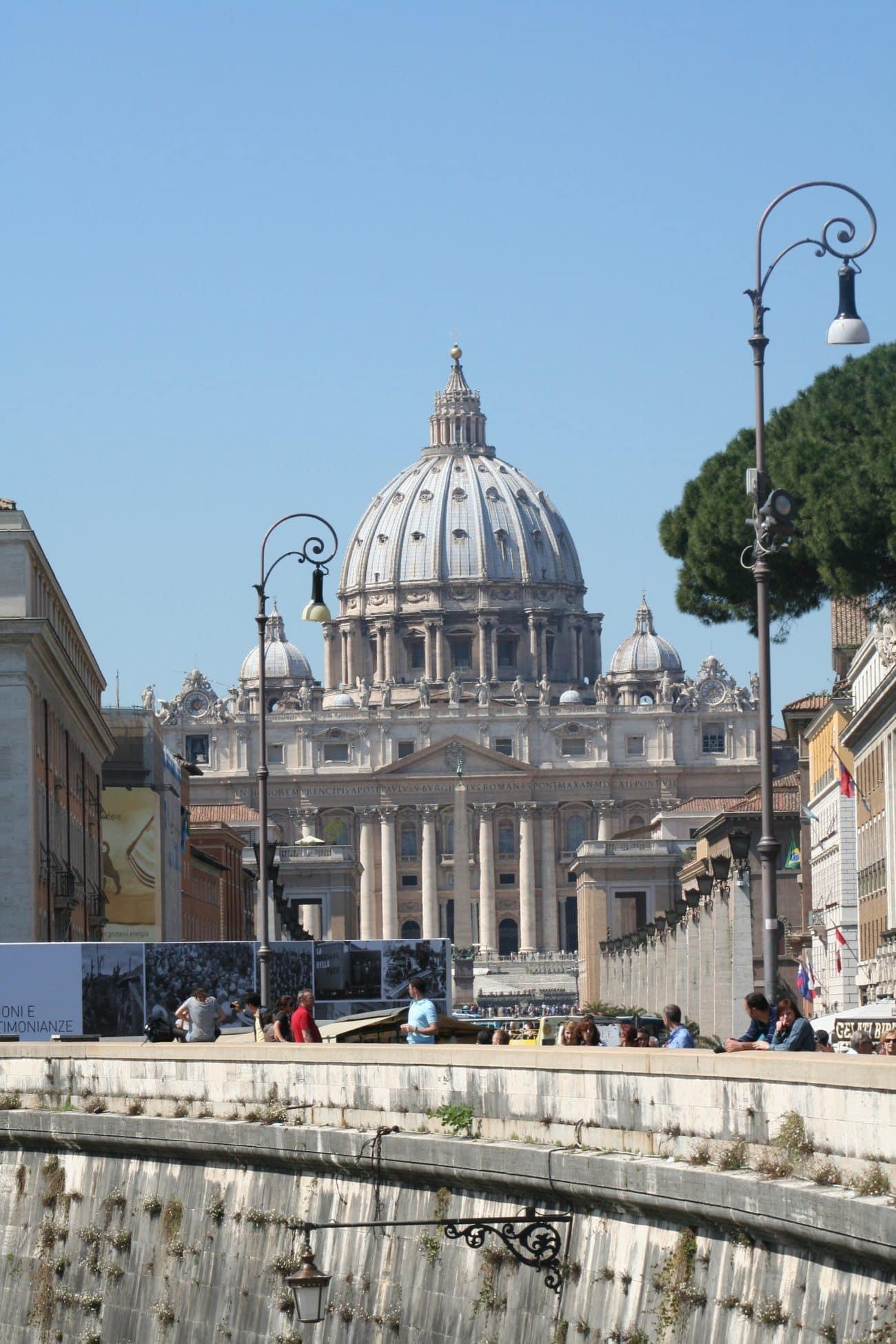 Petersplassen og Peterskirken 2