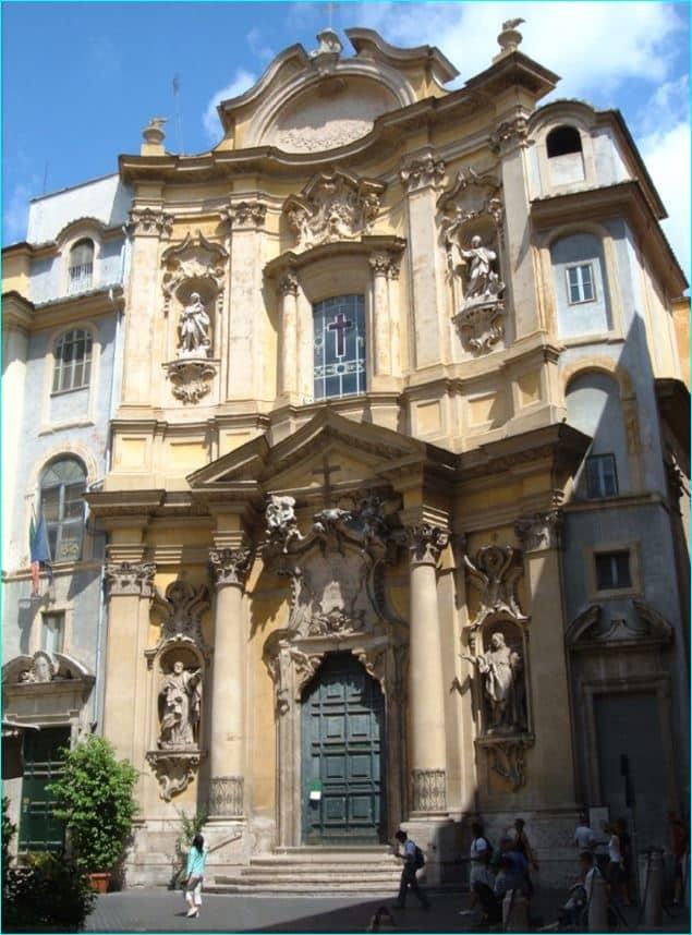 Chiesa Santa Maria Maddalena 1