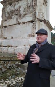 Historiske vandringer i Roma 1
