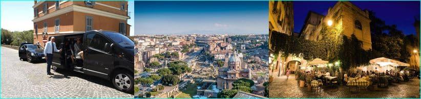 Vi ordner det praktiske i Roma 1