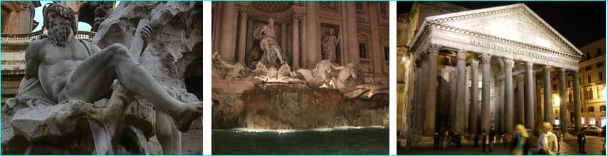 Med norsk guide i Roma 1
