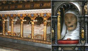 Santa Maria Sopra Minerva - og en hodeløs helgen 1