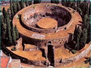 Augustus mausoleum 1