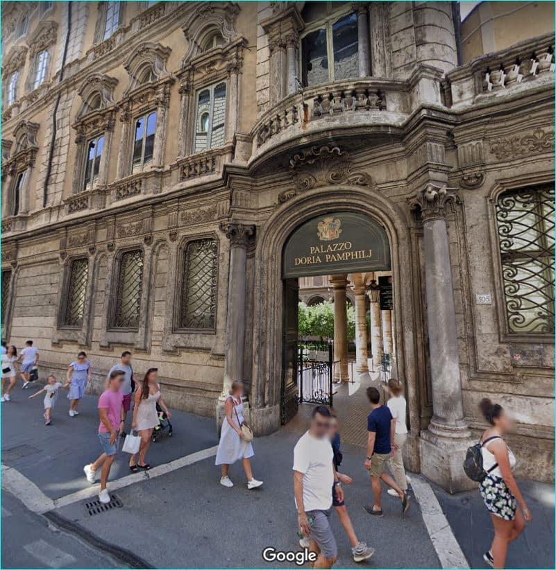 Galleria Doria Pamphilj 1
