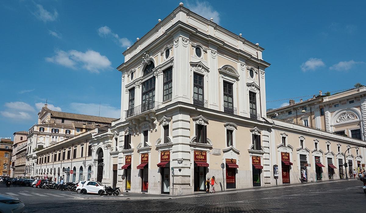 Museo delle Cere – Romas vokskabinett 1
