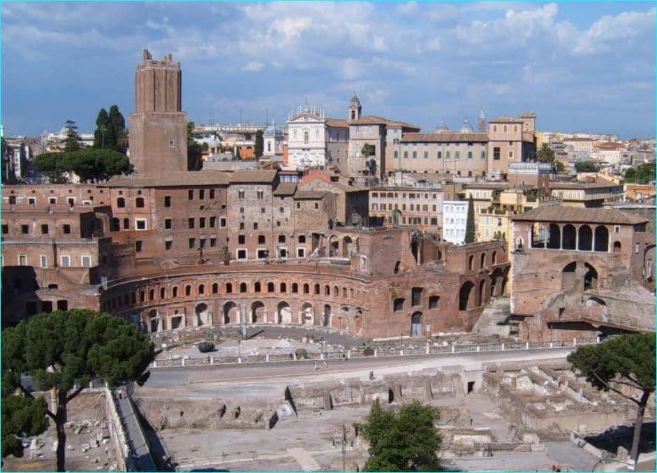 Trajans forum 1