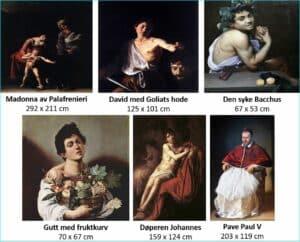 I Caravaggios fotspor i Roma 9