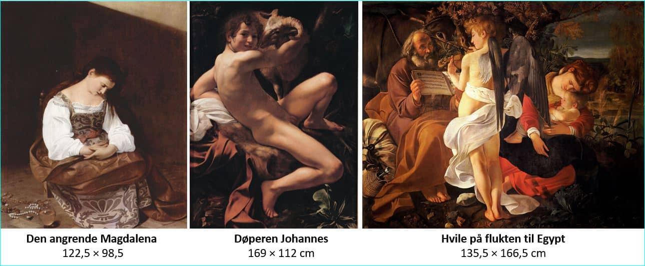 I Caravaggios fotspor i Roma 6