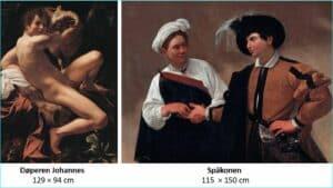 I Caravaggios fotspor i Roma 10