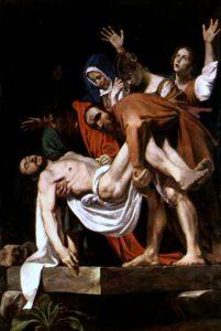 I Caravaggios fotspor i Roma 11