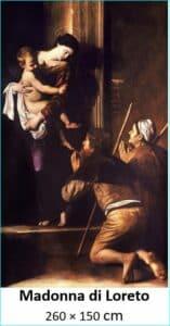 I Caravaggios fotspor i Roma 4