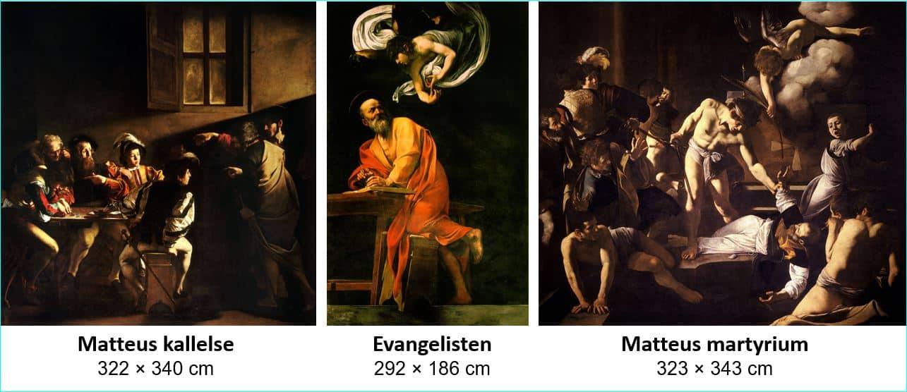 I Caravaggios fotspor i Roma 5