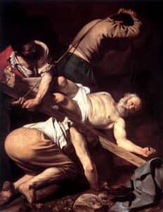 I Caravaggios fotspor i Roma 2